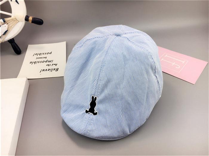 Nón cho bé trai | Mũ beret Retro bé trai siêu hot cho mùa hè