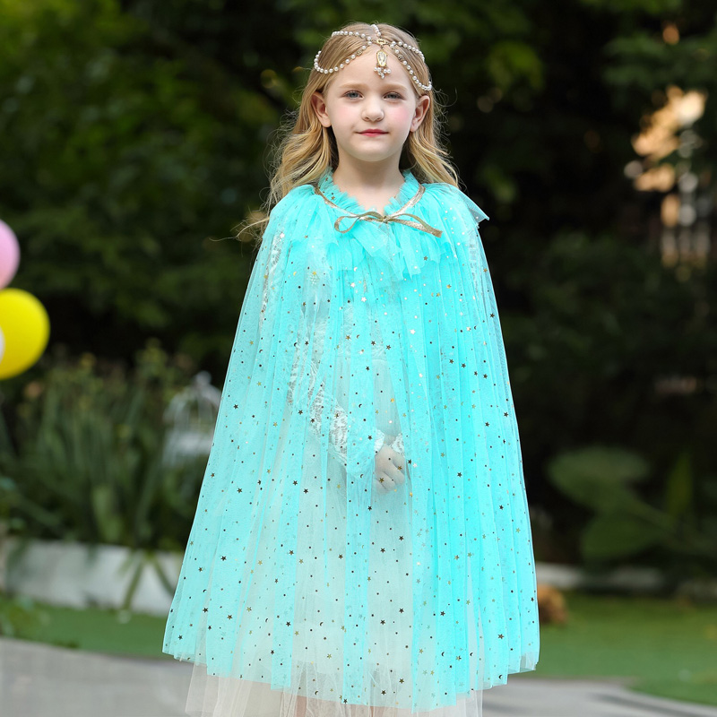 Áo choàng hóa trang Elsa