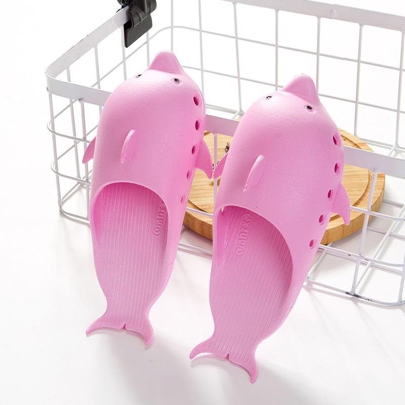 #Dép sục nhựa cá heo kute cho bé | Dép nhựa cho bé đáng yêu