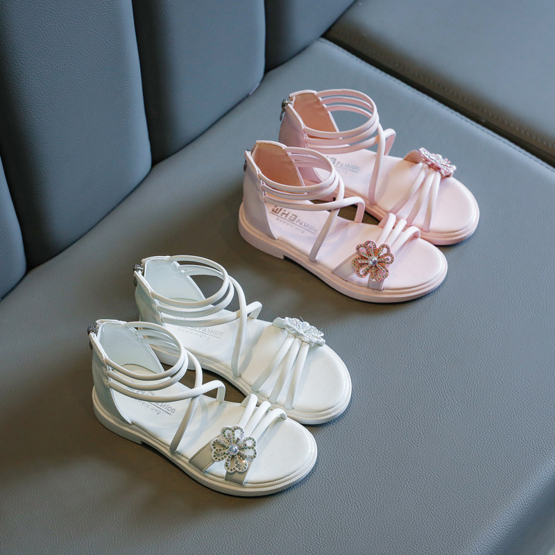 #Giày chiến binh, Giày sandal chiến binh cho bé gái siêu cá tính