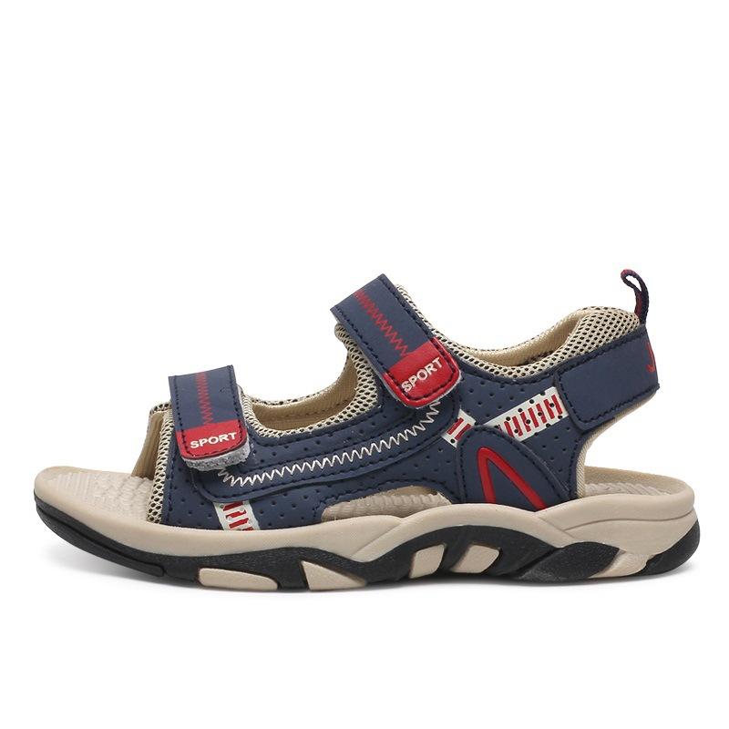 Giày sandal cho bé trai từ 3 - 14 tuổi năng động, đáng yêu