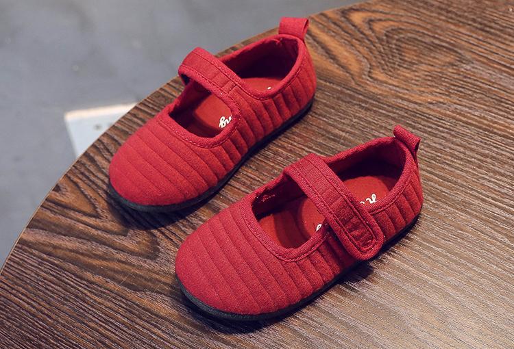 Giày vải siêu đáng yêu cho bé - Unisex