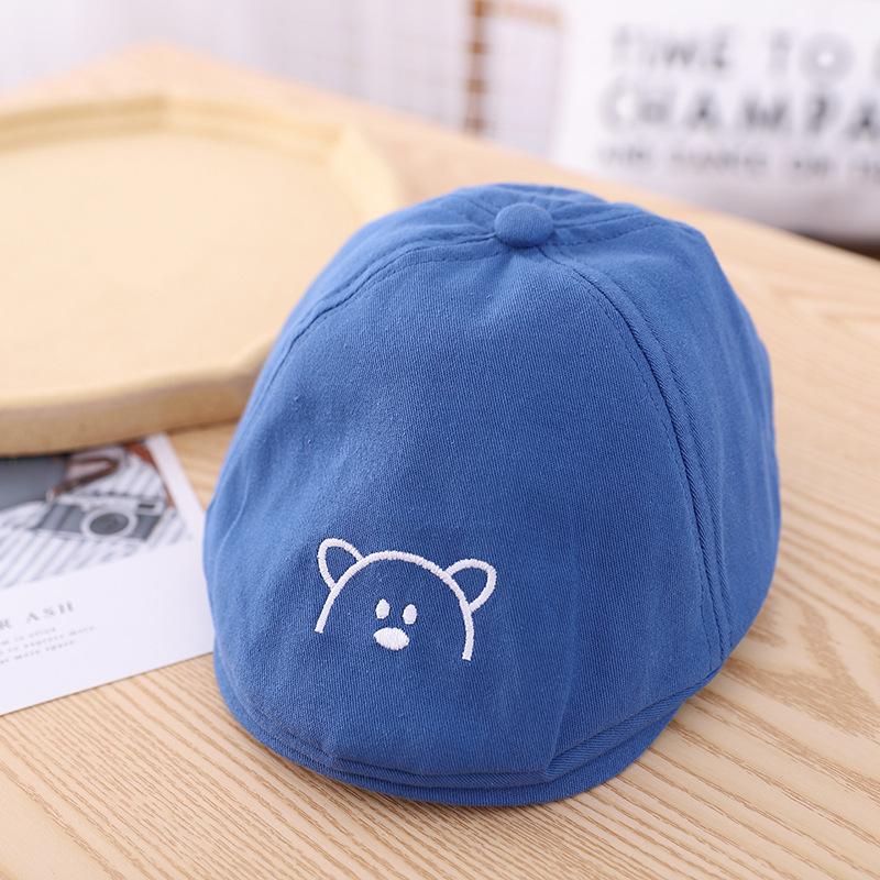 Mũ nồi beret cho bé 6 tháng - 24 tháng