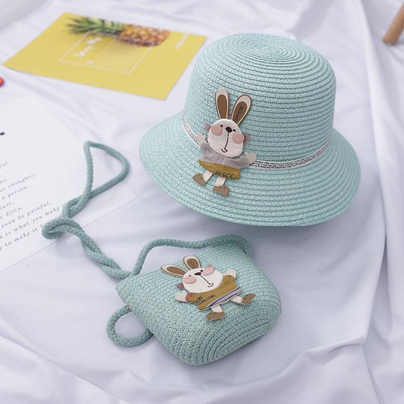 Combo nón & túi dễ thương cho bé gái