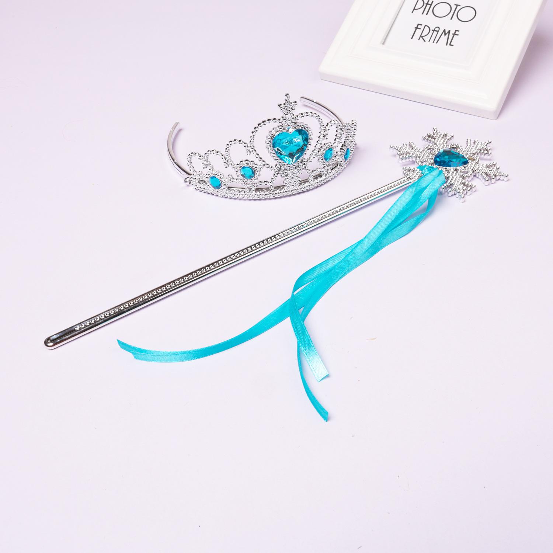 Vương miệng & đũa thần của nữ hoàng tuyết Elsa