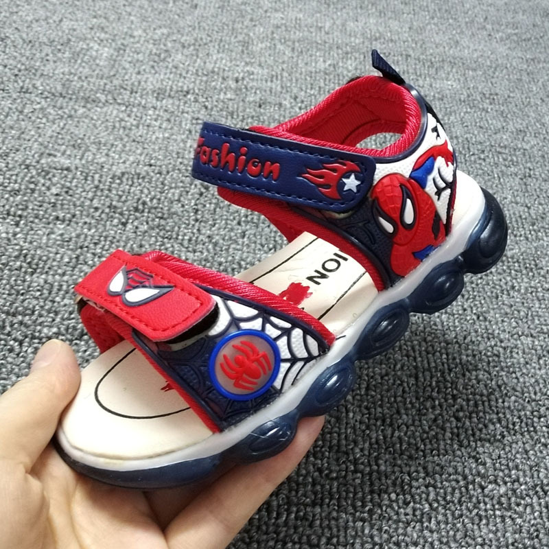 Giày siêu nhân có đèn