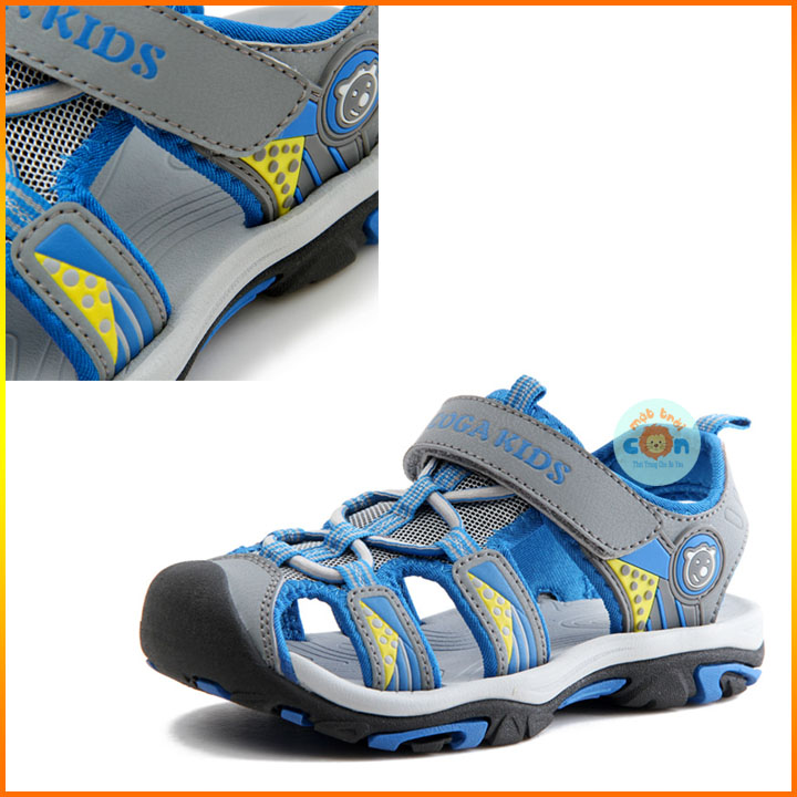 【HOT】Sandal bé trai chính hãng Coga cho bé trai trai từ 4 - 12 tuổi