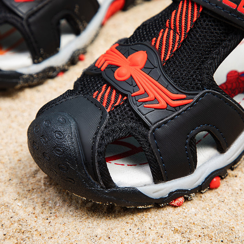 #Giày Sandal người nhện bé trai | Sandal Spider man