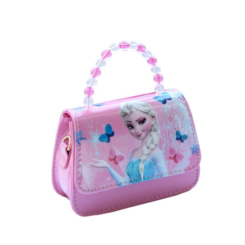 Túi xách cho bé gái hình công chúa elsa siêu dễ thương