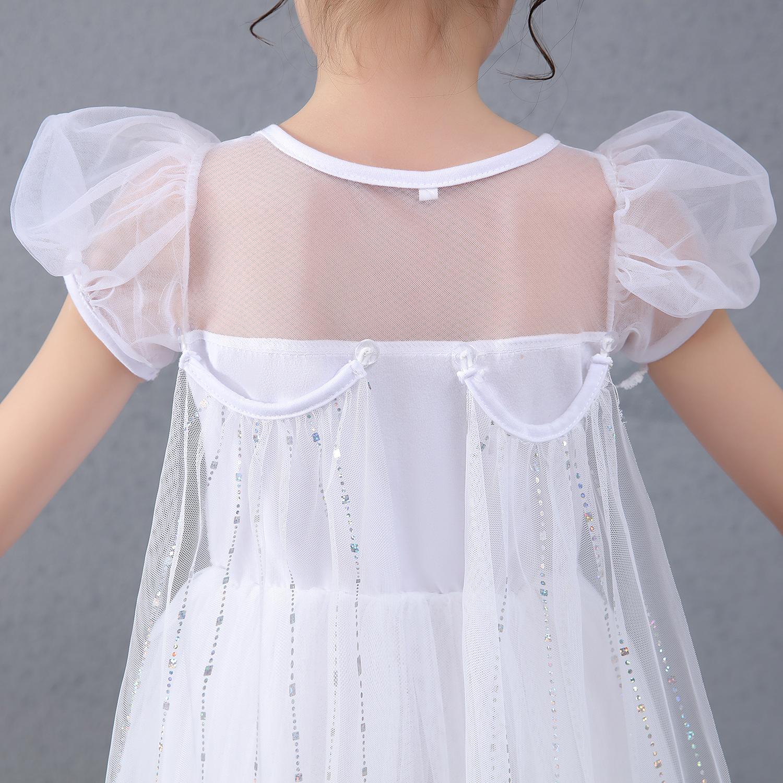 Váy Nữ hoàng Elsa Cosplay Elsa Anna Girls - Mẫu mới nhất 2020 (Frozen 2) Cho bé gái từ 4 -12 tuổi