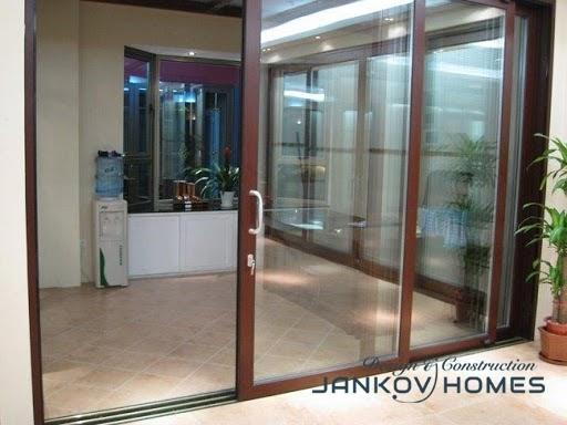 Cửa đi trượt hệ Xingfa 93 chính hãng - chất lượng báo giá tốt tại Jankov Homes