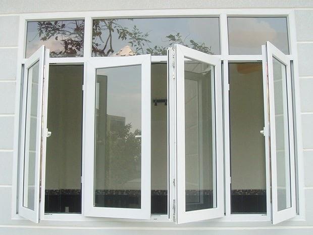Cửa sổ mở nhôm Xingfa hệ 1000 chất lượng giá rẻ - Jankov Homes