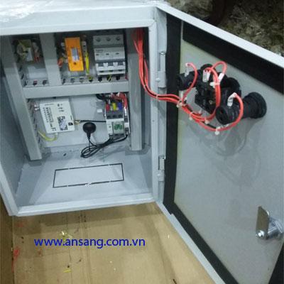 Tủ điện điều khiển động cơ 3 pha từ xa