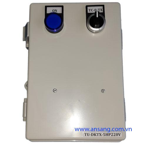 Tủ điện điều khiển từ xa TU-DKTX-5HP220V