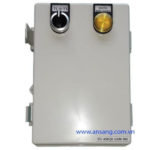 Tủ điện điều khiển từ xaTU-AS02E-GSM-MS