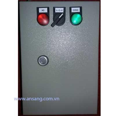 Tủ điện hẹn giờ bật tắt động cơ công suất 4kw