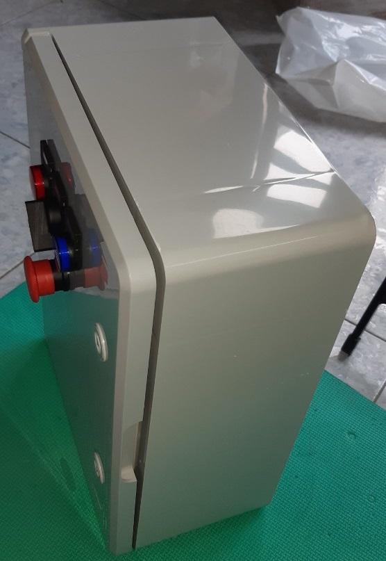 Tủ điện khiển mức nước dùng cho 2 bồn độc lập