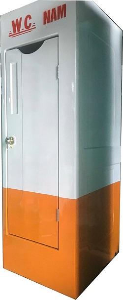 Nhà vệ sinh di động Composite WC nam