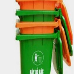 Thùng rác công cộng Thành Phố Xanh