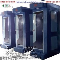 Nhà Vệ Sinh Di Động Thành Phố Xanh (TPX) - Portable Toilet - Toilet Di Động Thành Phố Xanh (TPX)