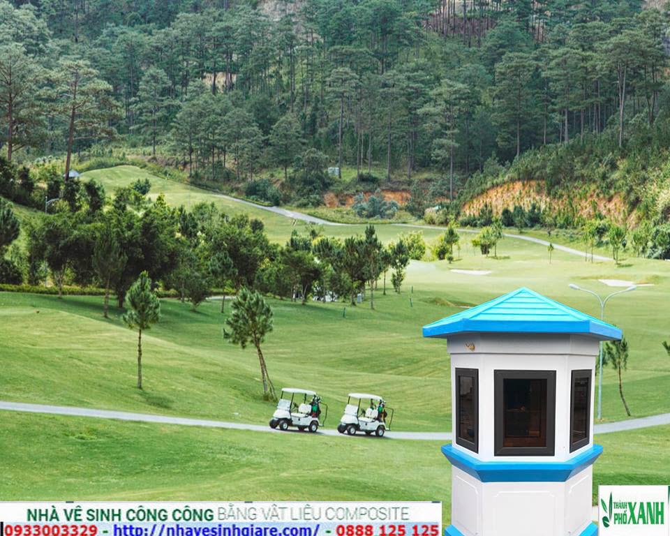 Chốt Bảo Vệ Sân Golf
