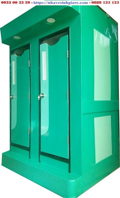 VS2C màu xanh lá cửa đóng