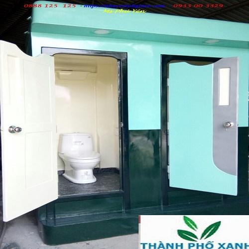 Nhà vệ sinh di động 2C Coteccons TPX