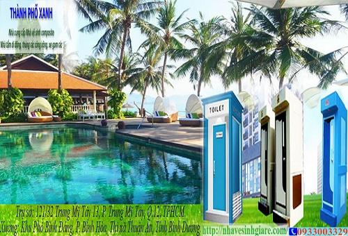 Thành Phố Xanh Chuyên Sản Xuất Nhà Vệ Sinh Di Động WC Toilet Giá Rẻ khắp cả nước O933OO3329