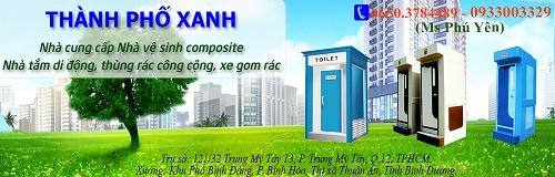 Nhà vệ sinh giá rẻ TPX