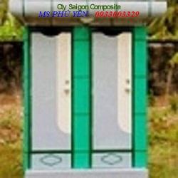 Nhà Vệ Sinh Di Động WC Toilet 2A TPX