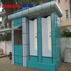 Nhà Vệ Sinh Di Động WC Toilet 3A TPX