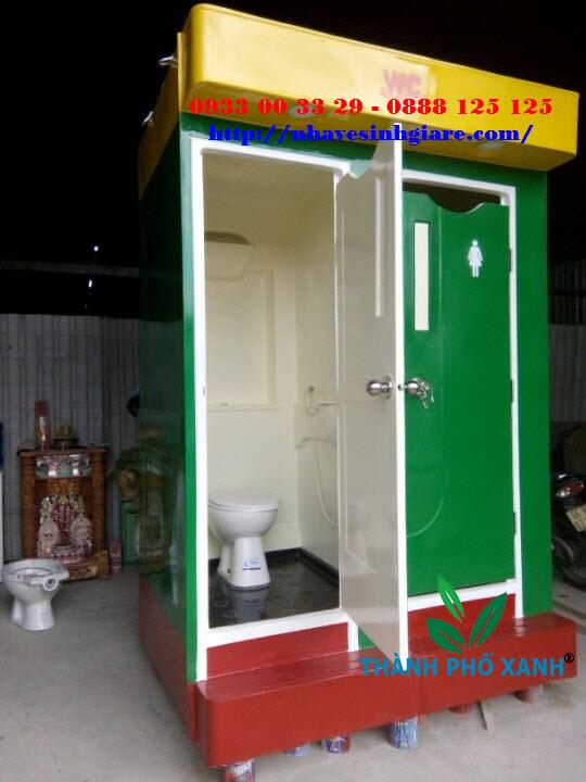 Mua Nhà Vệ Sinh di động giá rẻ - O933 OO 33 29