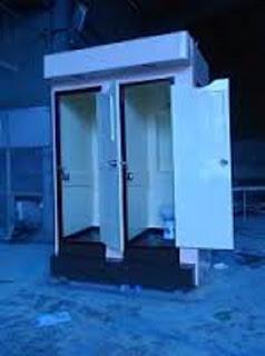 Nhà Vệ Sinh Di Động WC Toilet 2C TPX