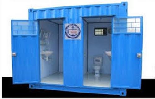 Nhà tắm di động composite TPX