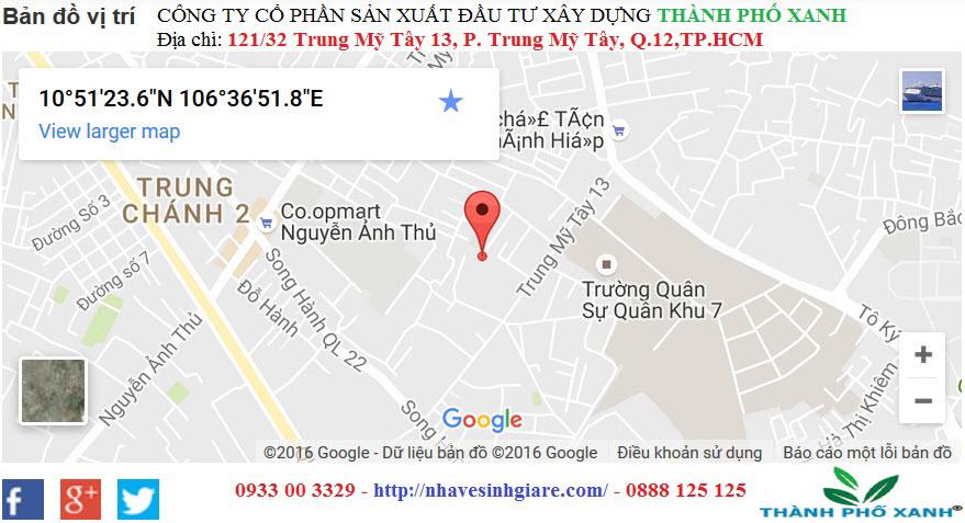 Nhà Vệ Sinh Công Cộng 3A Thành Phố Xanh - O933003329 - Đà Nẵng