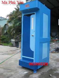 Nhà vệ sinh giá rẻ - nhà vệ sinh môi trường 2