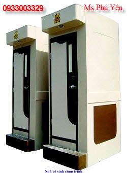 Nhà vệ sinh công trình -1C