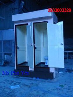 Nhà vệ sinh công trường - VS2C
