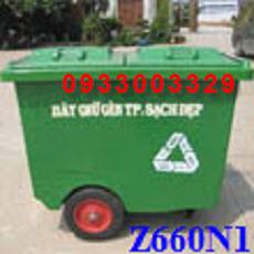 Xe gom rác Z660N1 TPX