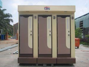 Nhà vệ sinh đường phố 3C TPX