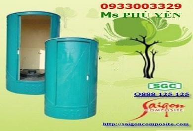 nhà vệ sinh composite 1C SGC