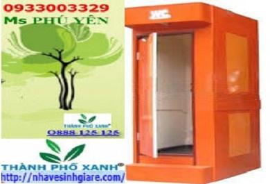 Nhà vệ sinh di động bằng nhựa Composite cà mau O933OO3329