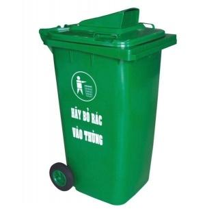 Thùng rác giá rẻ TPX