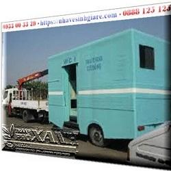 Địa chỉ bán và cho thuê nhà vệ sinh lưu động composite giá rẻ