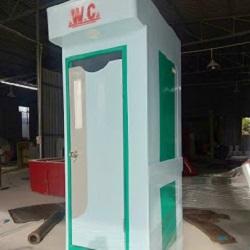 Nhà vệ sinh lưu động cho thuê VS.1C