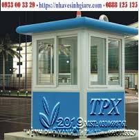 Nhà Bảo Vệ Thành Phố Xanh TPX