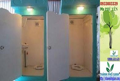 Nhà tắm di động giá rẻ Thành Phố Xanh