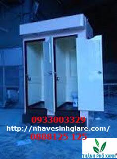 Nhà vệ sinh du lịch 2C - nhavesinhgiare.com