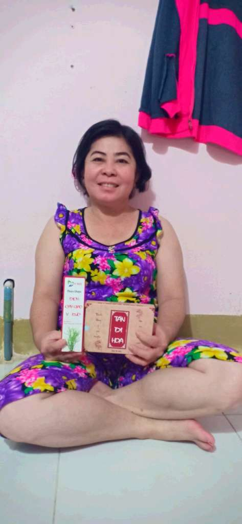 Chị Ngọc Lam tin tưởng dùng Tân Di Hoa
