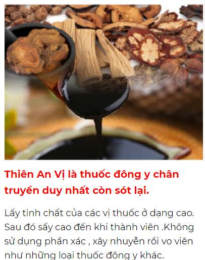 thuoc dong y thien an vi